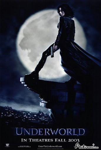 冰山一角: 決戰異世界/黑夜傳說 Underworld 1~3 (2003-2006-2009)